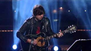 Ryan Adams   Black Sheets Of Rain (Bob Mould Cover)   Live On Letterman