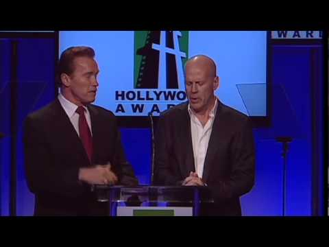 Sylvester stallone at the hollywood film awards