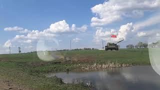 На поле танк / ПЛОЩАДЬ 70 ЛЕТ ПОБЕДЫ ВОВ!