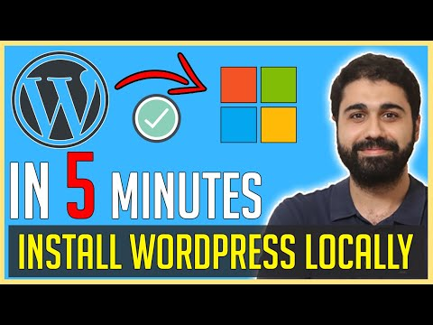 Install WordPress Locally | Install Wordpress on IIS Windows Installation | In 5 Minutes