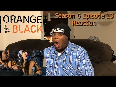 Orange Is The New Black Season 6 Episode 13 REACTION
