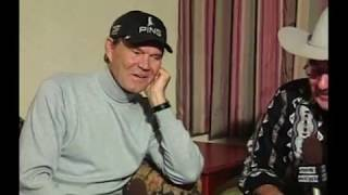 Glen Campbell Interview  Part 2 of 2  in 2002