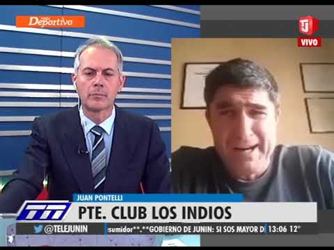 Entrevista a Juan Pontelli