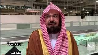 Video: Optimisme dari Masjidil Haram Dalam Pencegahan Pandemi Corona