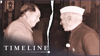 When India And Communist China Became Enemies   Maos Cold War   Timeline