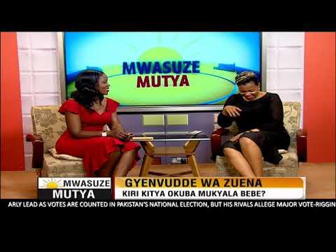 MWASUZE MUTYA: Gyenvudde wa Bebe Cool ne Zuena