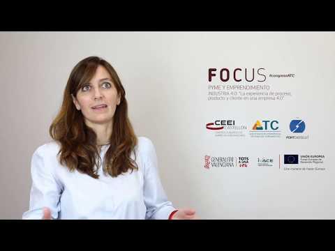 Focus Pyme Industria 4.0. Entrevista a Entrevista a María Moreno. Nou Colors[;;;][;;;]