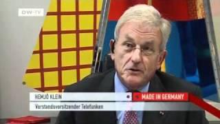 Telefunken - eine Traditionsmarke kehrt zurück   Made in Germany