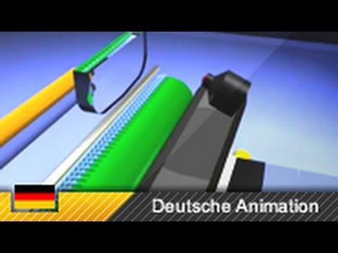 Aufbau und Funktionsweise eines Laserdruckers
