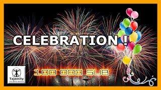 Celebration – 100 000 subskrypcji