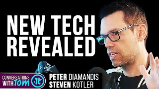 These Technologies Will Change The World | Peter Diamandis And Steven Kotler On Conversations W/ Tom