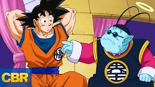All Of Goku's Masters And Mentors In Dragon Ball
