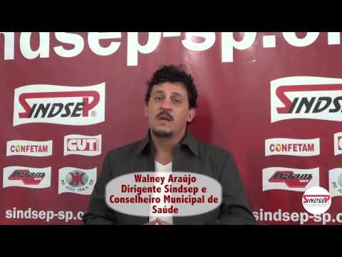 Walney Araújo conta como foi a reunião com o Conselho Regional de Enfermagem