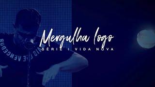 Mergulha logo | Deive Leonardo