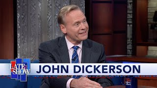 John Dickerson: Bloomberg Thinks There's A Place For Him In The Presidential Race