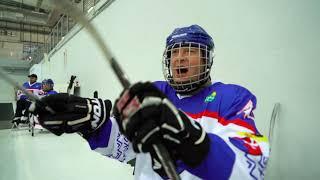 Кубок Континента по следж-хоккею в Сочи. 2 июня 2019