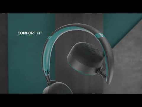 Видео № 0 из игры Беспроводная Bluetooth гарнитура AKG Y500 (Б/У)