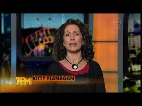 The 29 >> HAPPY ENDINGS WITH KITTY FLANAGAN | Sydney Arts & Entertainment