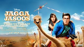 Jagga Jasoos | The Official Trailer | In Cinemas July 14, 2017