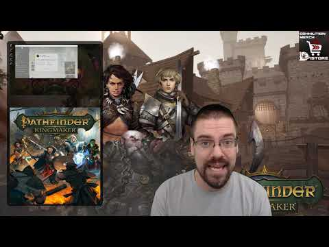 Cohh Gives His Thoughts About Pathfinder: Kingmaker