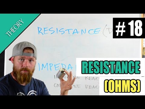 Resistance/Impedance (Ohms)