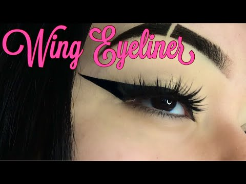 The Perfect Wing Eyeliner Tutorial