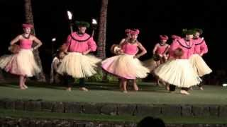 preview picture of video 'Old Lahaina Luau'