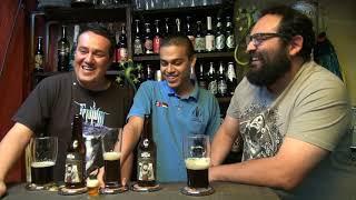 Cerveza Brown Ale El Tiro - Cata