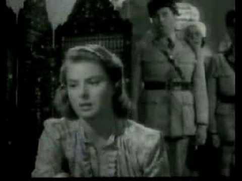 Casablanca song with lyric