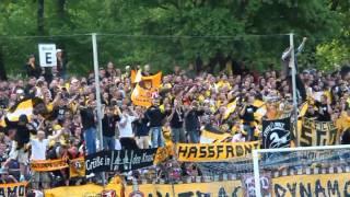 SV Babelsberg 03 - SG Dynamo Dresden: Emotionen & Pyrotechnik