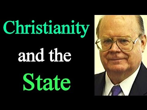Christianity and the State – Dr. Curt D. Daniel Audio Sermon