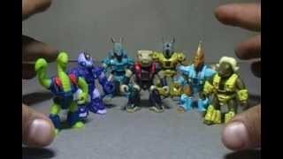 VIDEO REVIEW BATTLE BEASTS.