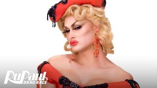 Scarlet Envy's Old Hollywood Glam | Makeup Tutorial 💄 | RuPauls Drag Race Season 11
