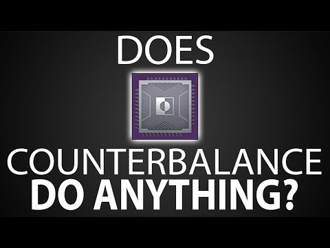 Does the Counterbalance Mod Do Anything? Recoil Direction EXPLAINED! (Destiny 2)