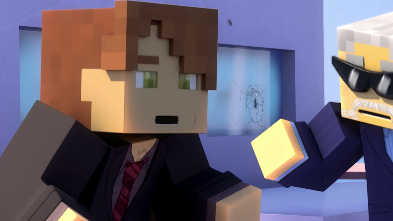 3D Animation - Minecraft  Aphmau