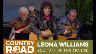 """Leona Williams sings """"You Take Me For Granted"""" on Country"""