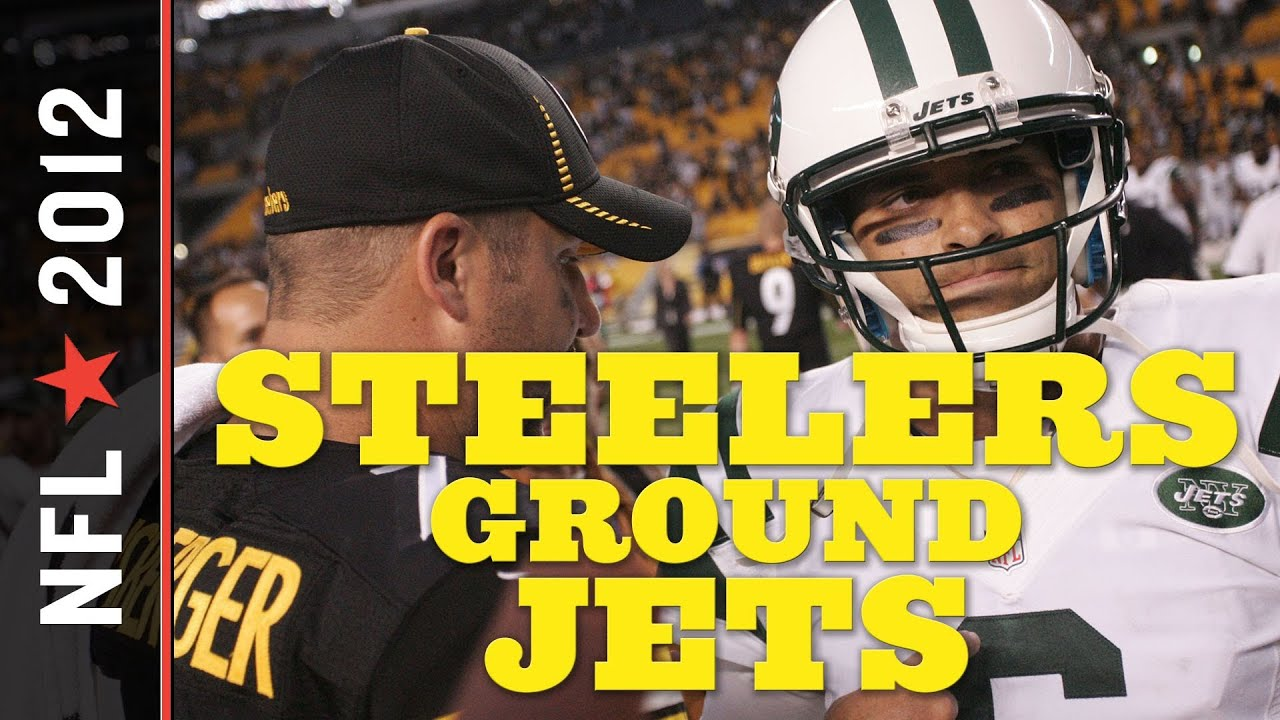 Jets vs. Steelers 2012: Ben Roethlisberger Outplays Mark Sanchez, Leads Convincing 27-10 Week 2 Win thumbnail
