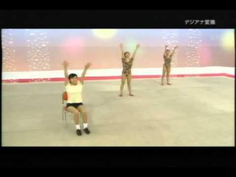 【素人流出】元NHKラジオ体操のお姉さんが全裸!?※エロ画像60枚