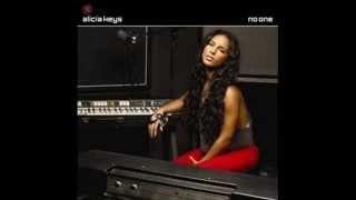 ALICIA KEYS - NO ONE - NO ONE - (CURTIS LNYCH REGGAE REMIX)