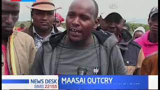 MAASAI OUTCRY: Community to be evicted from dry port, group to move to court to bar evictions