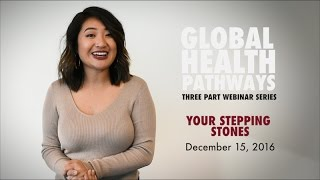 [FACES Connect] Global Health Pathways: Your Stepping Stones Teaser