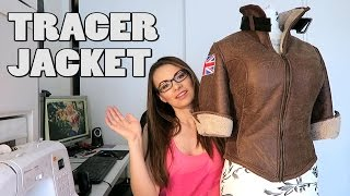 MAKING TRACER JACKET