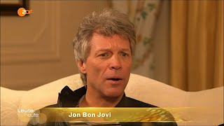 BON JOVI at German TV SHOW (2016)