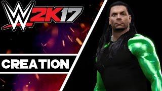 WWE 2K17 Creations: Jeff Hardy (No Paint) (Xbox One)