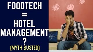 Stupidest Myth About Food Technology In India [BUSTED!!!]