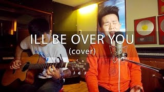 I'll Be Over You   Toto (Acoustic Cover) Karl Zarate