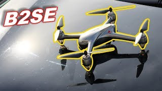 MJX B2SE Bugs 2 Special Edition Range Test & Review 5G FPV Brushless GPS Camera Drone - TheRcSaylors