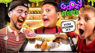 LOST IPAD, FOUND AGAIN! + FGTeeV Goozy Recipes (FV Family Vlog)