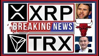 RIPPLE [XRP] & TRON [TRX] NEWS: New Partnerships