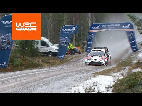 WRC/ Rally Suecia - Highlights Súper Especial